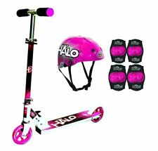 New Halo Rise Above Inline Scooter Combo Set Pink plus 3 Lol surprise ball.