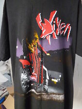 GENUINE RARE VIXEN EDGE OF A BROKEN HEART 1988 TOUR T-SHIRT SZ XL