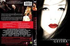 MEMORIAS DE UNA GEISHA. dvd.