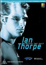 Ian Thorpe - BENEATH THE SUIT - Olympic Swimming Champion Documentary DVD NEW