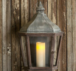 French Style Wall Lantern Sconce