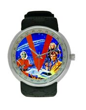 V VISITORS 1984 UK Book On A New Watch