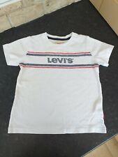 Boys Levi's T-shirt Age 5