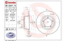 1x BREMBO Disco de freno delantero Pleno 298mm 08.5347.11