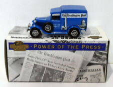Matchbox 1/43 Scale Diecast YPP 08 - 1930 Model A Ford Van - The Washington Post