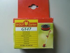 Wolf Garten Rasentrimmer Spulen Gunstig Kaufen Ebay