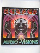 KANSAS ~ AUDIO-VISIONS ~ VINYL LP