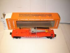 LIONEL 6819 HELICOPTER CAR W/ Repo. copter and Box