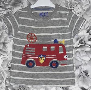 Boys Age 6-9 Months - Next T Shirt