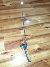 """Shakespeare Childs Scooby Doo Fishing Rod Reel Combo 30"""" - Kids Angling"""