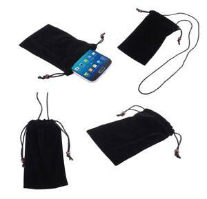 für BlackBerry Torch 9850 Etui mit Kette und Schleife-Verschluß Tasche aus St...