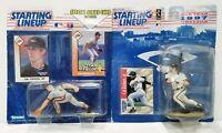 Starting Lineup 1993, 1997 Cal Ripken Jr. Baltimore Orioles Lot of 2