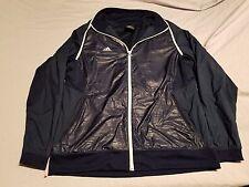 Vintage Adidas Climalite Womens Size Medium Full Zip Jacket