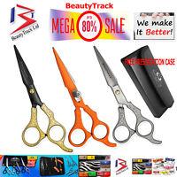 Professional Hair Cutting Barber Scissors Salon Hairdressing Razor Sharp Shears