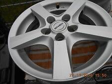 4 St. Alu Felgen Fa. Enzo 61/2Jx15H2 KBA 45715 Made in Germany 195/65 R15 Reifen