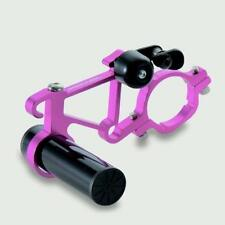 Minoura i-live Multiple Accesory Holder with Bell in Pink
