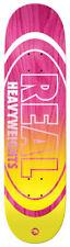 """REAL Skateboards Deck REAL Team Heavyweight 8.25""""   Skateboard Deck NEU & OVP"""
