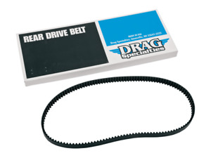 """Drag Specialties 137 Tooth Drive Belt Harley 07-19 Sportster Xl Touring Fltr 1"""""""