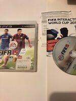 😍 jeu playstation 3 ps3 pal fr complet prince fifa 15 2015 complet