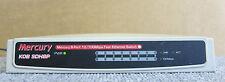 MERCURY KOB SDH5P/BOCCA D'ORO KOB SDH8P/SDH16 10/100 Mbps Fast Ethernet switch