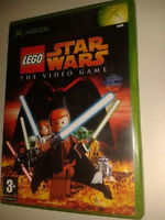 * Original Xbox Game * LEGO STAR WARS THE VIDEO GAME * X Box N
