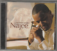 NAJEE - my point of view CD