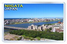 Niigata Japan Fridge Magnet Souvenir Fridge Magnet
