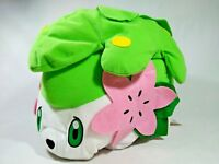 Large Pokemon Shaymin Land Forme Plush Doll DX UFO Banpresto TAG Japan Toy 10""