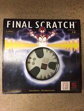 Final Scratch Version 1.0