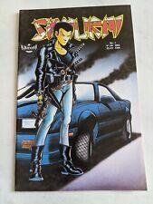 Samurai #1 1988 Aircel Comics