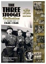 The Three Stooges Collection - Volume 5 1946-1948 DVD 2 Disc