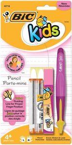 BIC Kids Pencil - Pink Barrel, (1.3 mm)