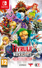 Hyrule Warriors Definitive Edition. - Switch ITA - NUOVO [SWI0120]