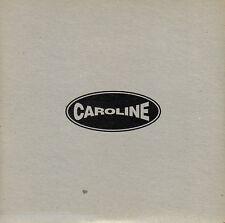 V/A - Caroline Records: Seven Hit Wonders EP (UK 7 Tk DJ/Media CD Single)