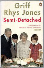 Semi-detached by Griff Rhys Jones (Paperback, 2007)