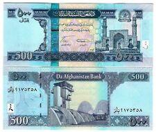 AFGHANISTAN 500 AFG 2008 SH1387 UNC P 76 a