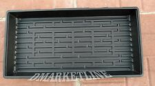 5 SEED STARTING TRAYS FLATS NO HOLES #1020 GREENHOUSE SUPPLIES SEED PROPAGATION!