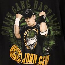 John Cena Chain Gang Battalion Solider Military WWE Wrestling T Shirt WWF L