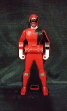 S.P.D. Red Power Ranger Key Tokusou Sentai Dekaranger Bandai Space Patrol Delta