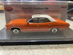 Ford fairlane ZG by Trax 1:43 Scale Resin Model NEW In Original  Box.
