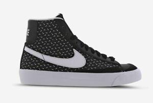 Nike Blazer Mid 77 GS Unisex Juniors Trainers Sneakers Shoes UK 3.5 EU 36