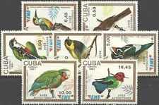 Timbres Oiseaux 3133/9 ** lot 9753 - cote : 160 €