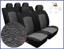 Tailored Full Set Seat Covers For Volkswagen Golf Mk4 1997 -2004 (BW)