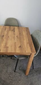 Next Bronx Dining Table with Four (4) Chairs