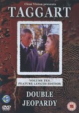 Taggart - Double Jeopardy (Single Episode) - DVD  NEW & SEALED
