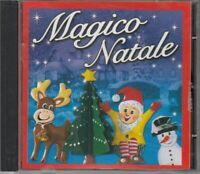 MAGICO NATALE La mia musica n. 2 CD Audio Musicale