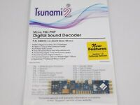 Soundtraxx Tsunami 2 TSU-PNP 885015 DCC / SOUND Decoder for ALCO Diesels