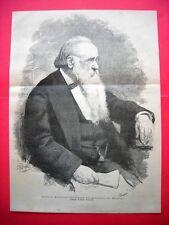 Agostino Depretis, Presidente del Consiglio dei Ministri nel 1885