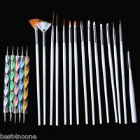 DIY Nail Art Pen Brush UV Gel Painting Drawing Tip Liner Polish Brushes Tool Set