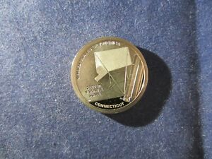 2020 S AMERICAN INNOVATION 1 DOLLAR SINGLE PROOF COIN  CT GERBER VARIABLE SCALE